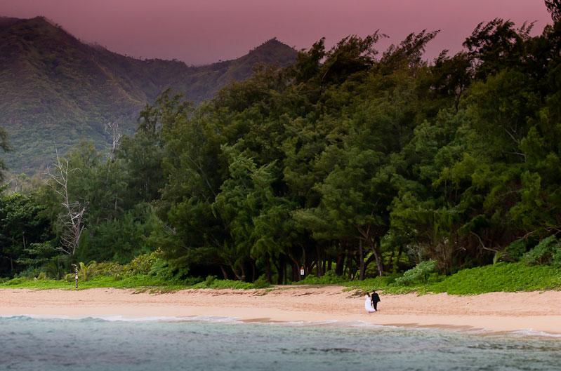 Moloa'a Bay