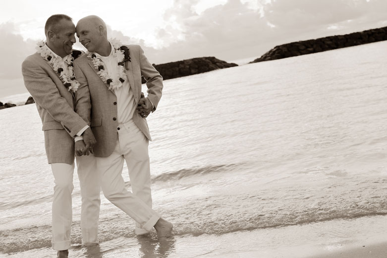 Oahu Gay Wedding