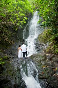 Fernando - Waterfall Wedding