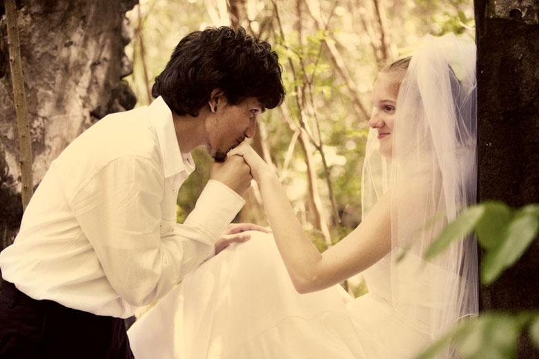 Molokai Wedding Couple