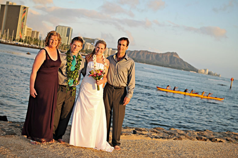 Waikiki Wedding Packages